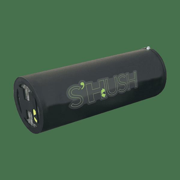 SHUSH Silencer - reduce noise output to 77 dB